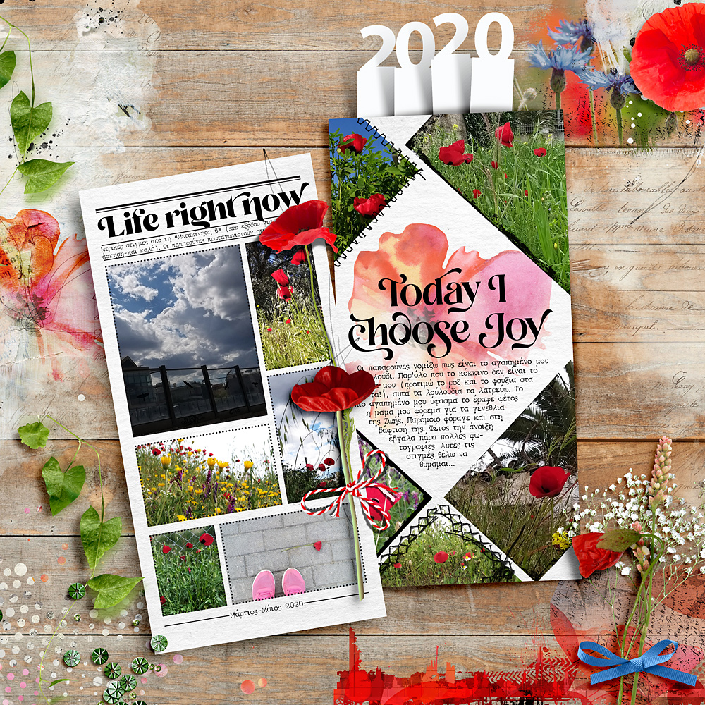 Easy Peasy templates – Inspiration by Cindy