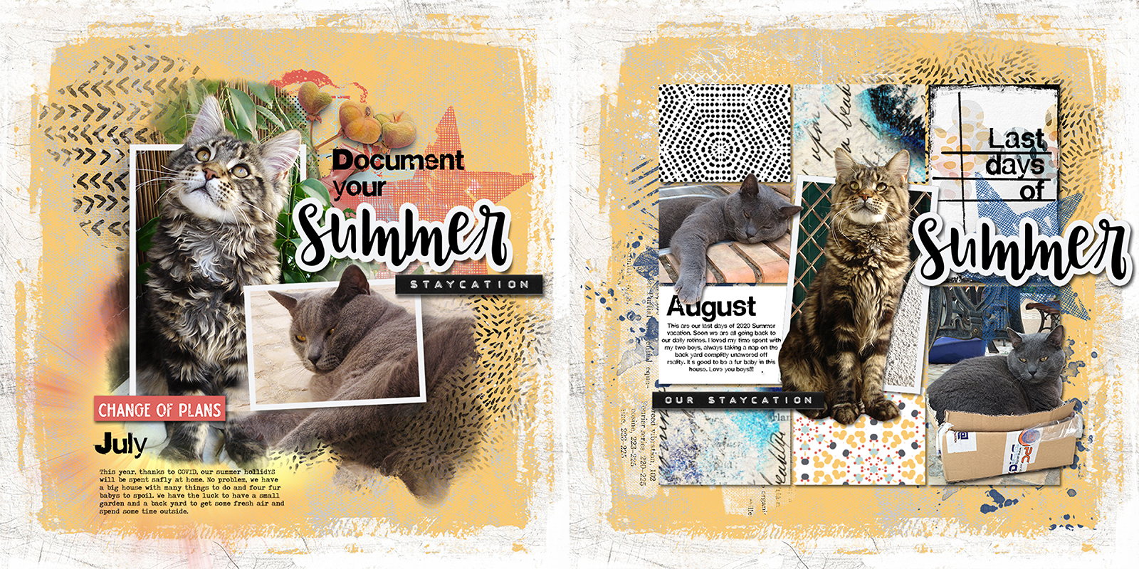 AUGUST CHALLENGE BY ANA