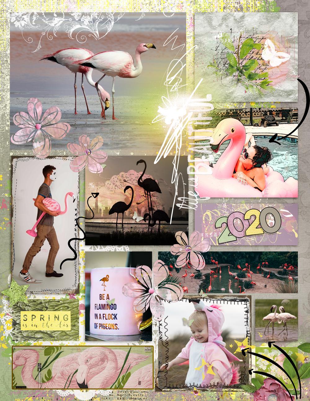 Springbreak Inspiration with Anne
