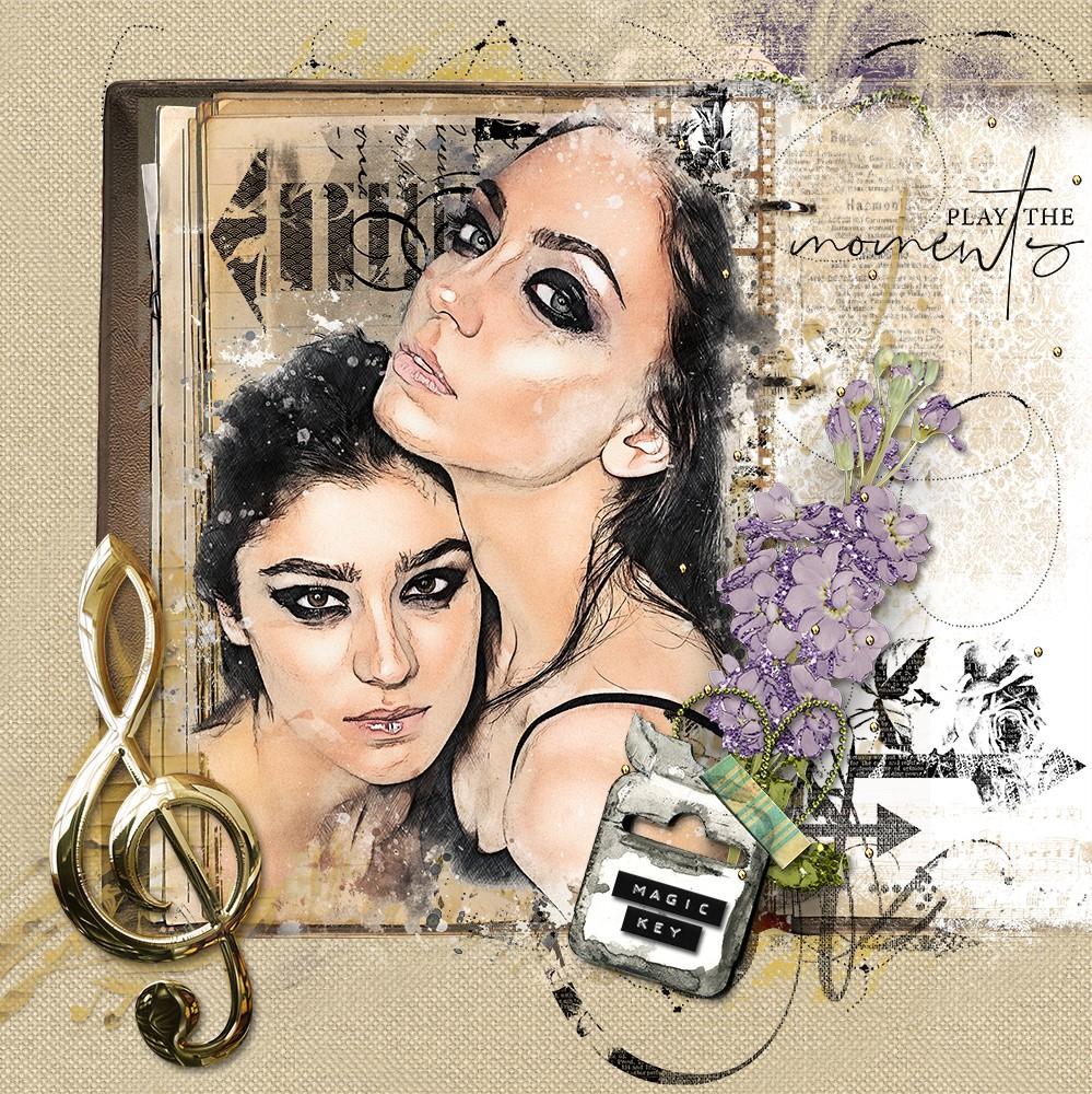 artCrush No2 Inspiration by Ana