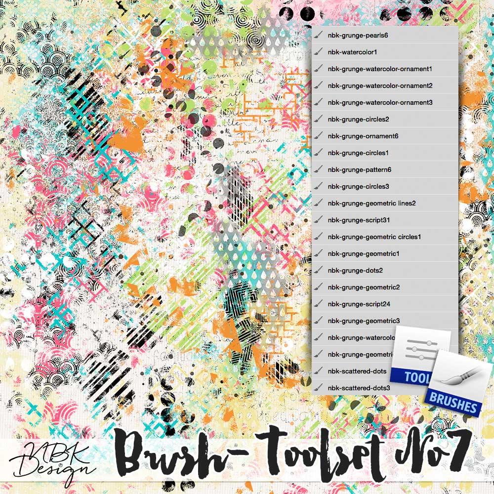 Brush tool 7 Video Tutorial