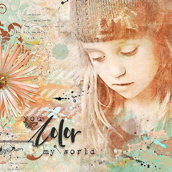 Layout Inspiration from Ona (aka wombat146)