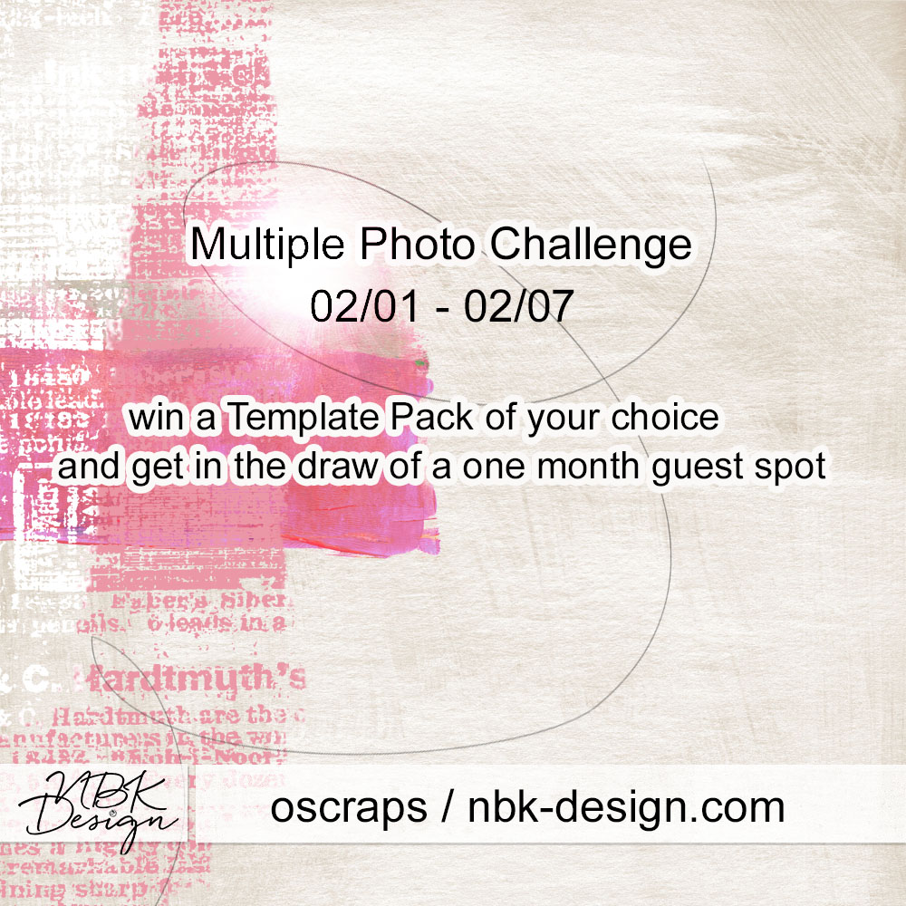 Last day for our Challenge at oscraps