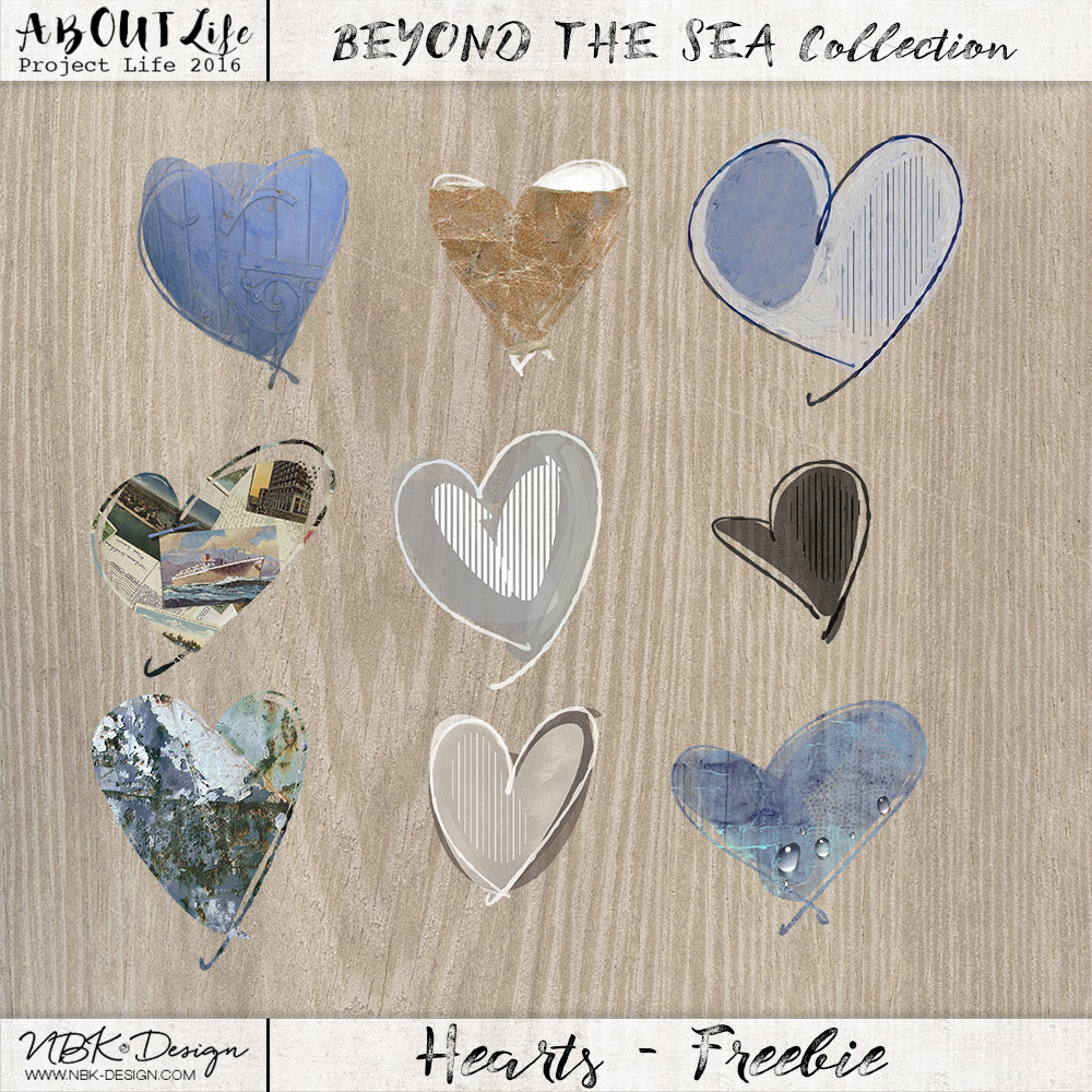 Beyond the Sea {Hearts – Free}
