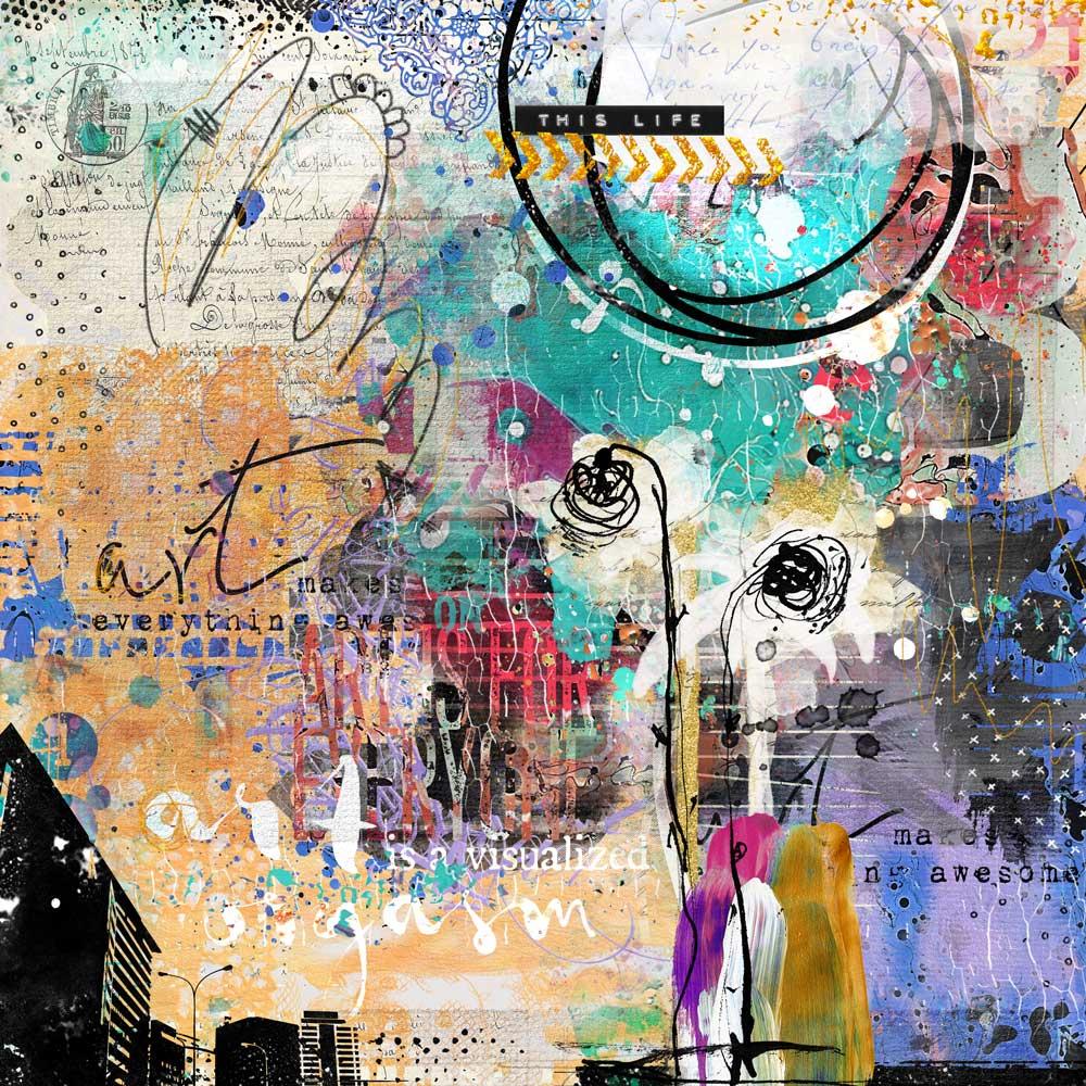 art & journal Inspiration