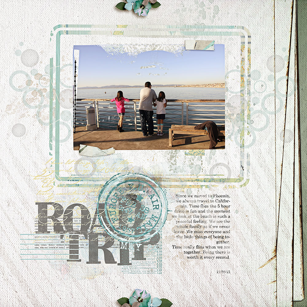 Roadtrip Collection – Inspiration by Flor (aka twinsmomflor)