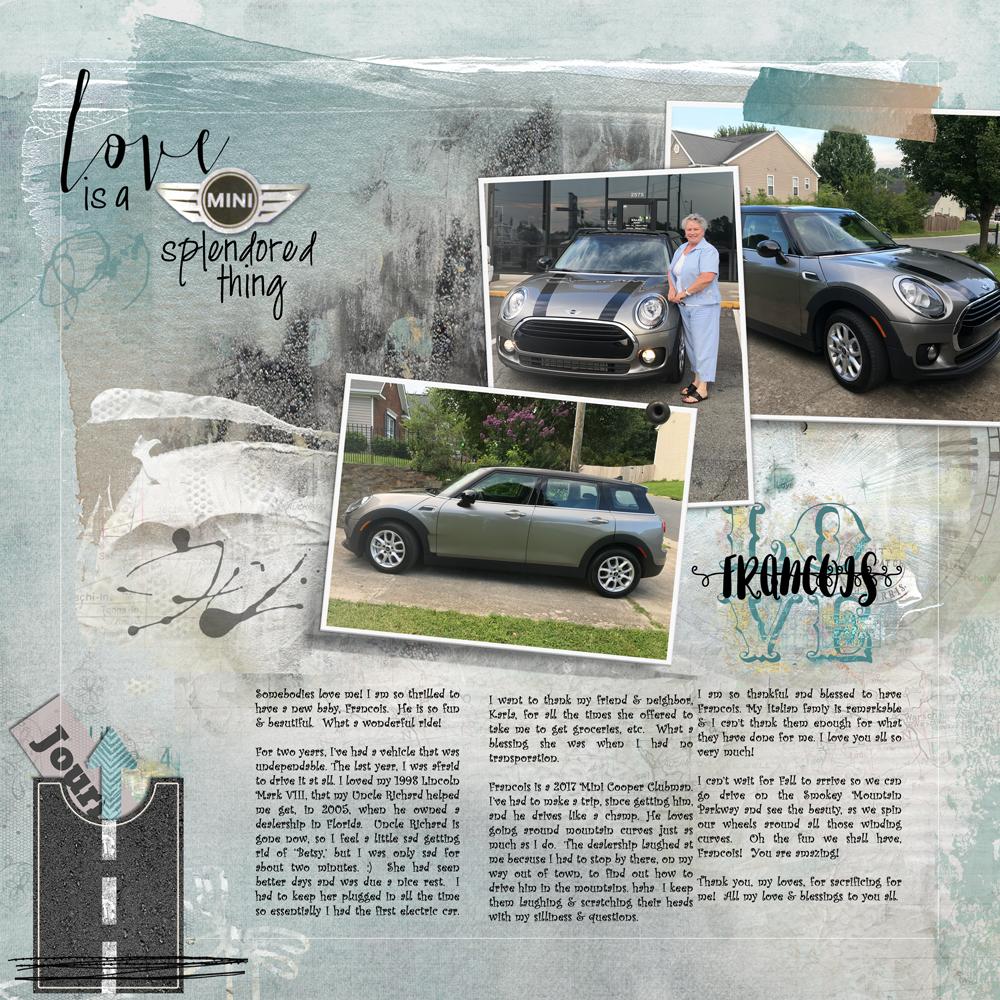 Read about Fraincois….