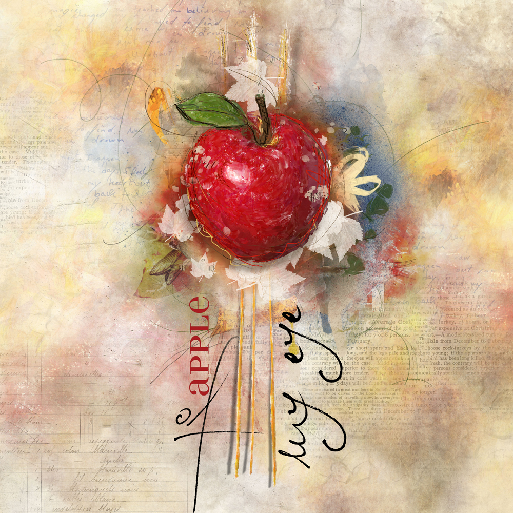 Inspiration by Danesa, using NBK-Design's WonderFall Collection