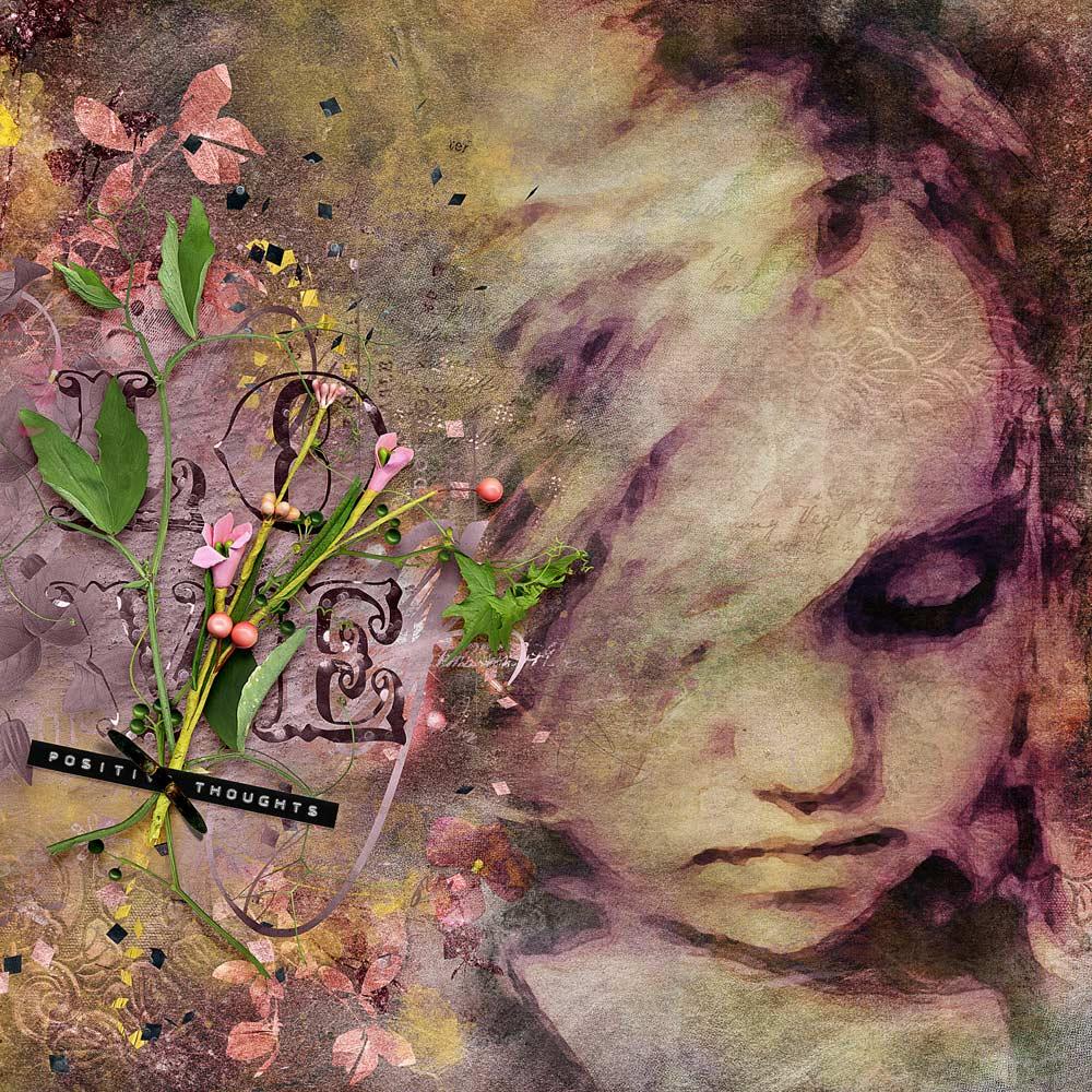 Layout Inspiration with Ona (aka wombat146)