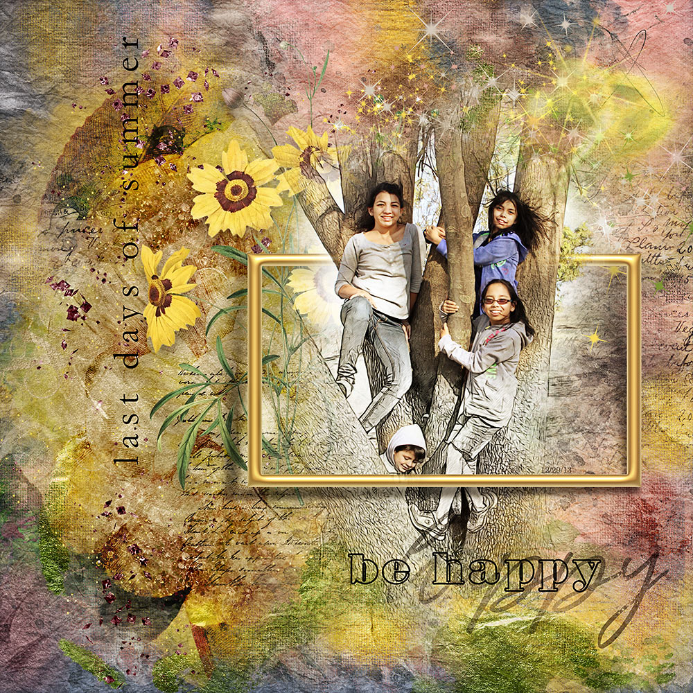 Artherapy No3 Collection – Inspiration by Flor (aka twinsmomflor)