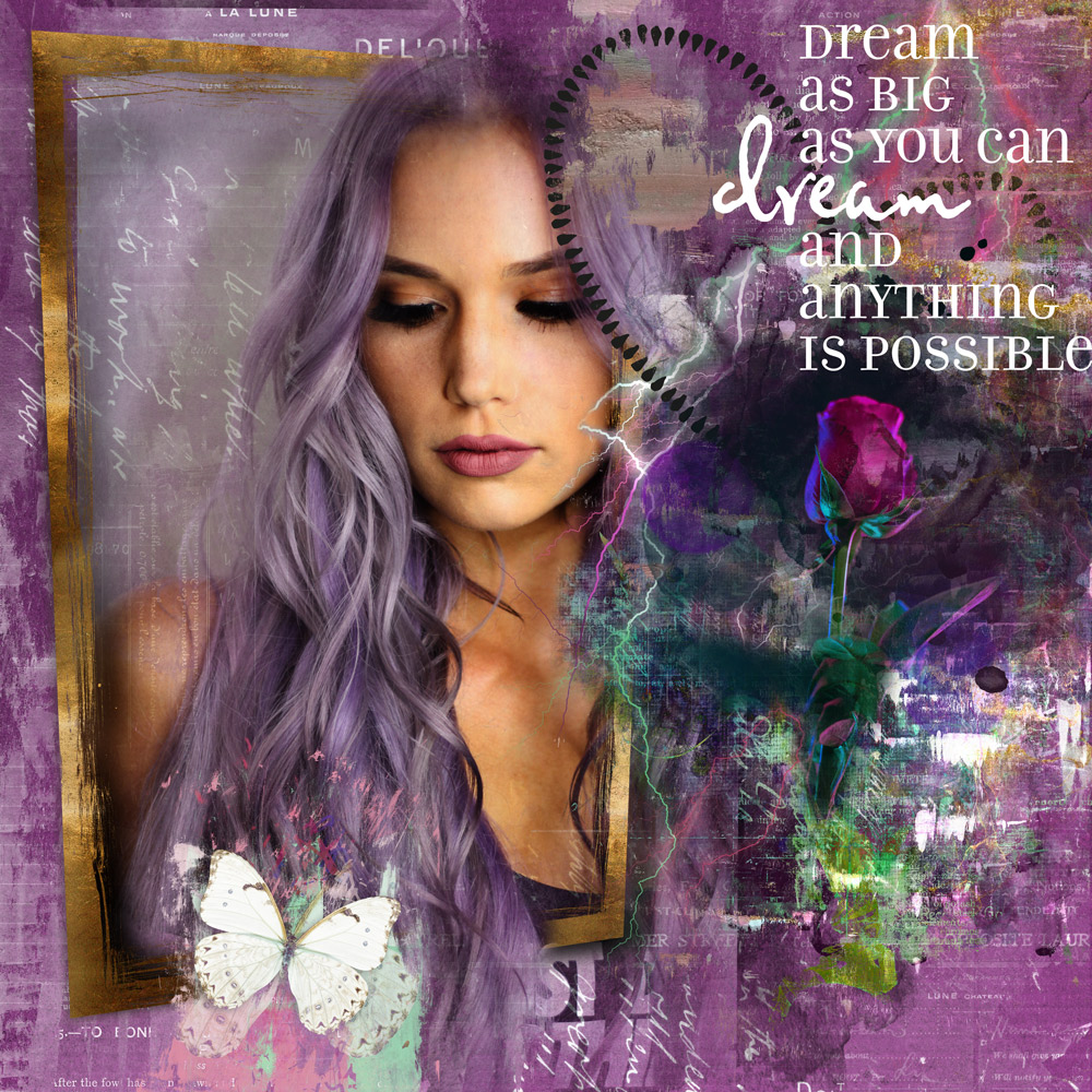 Anything Is Possible Collection – Inspiration with Anne/aka Oldenmeade