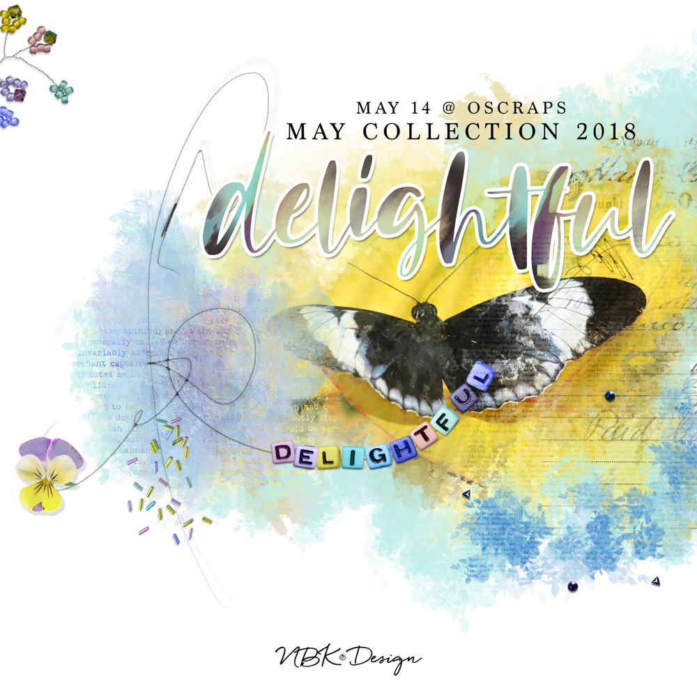 Delightful Collection – May 2018