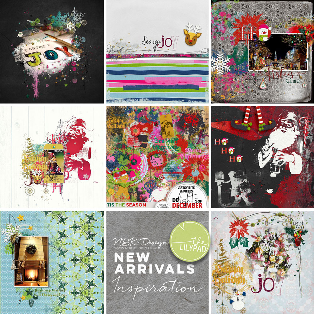 Some CT Inspiration with Delights of December