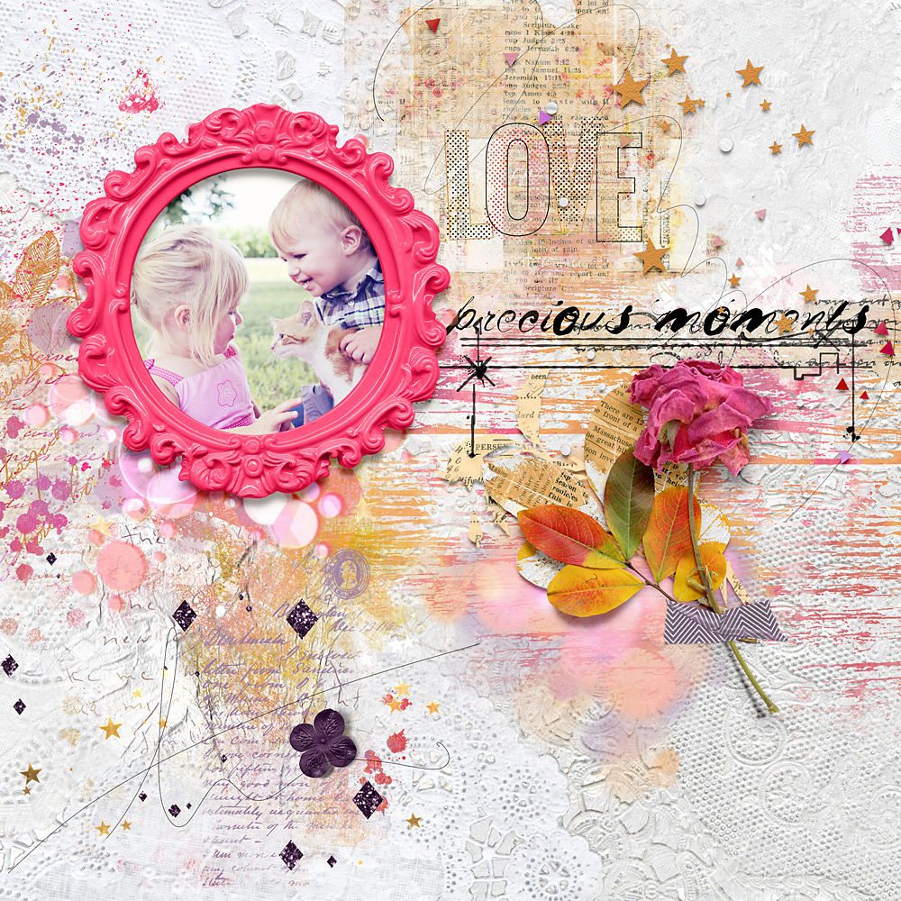 Precious Collection – Inspiration by Cindy