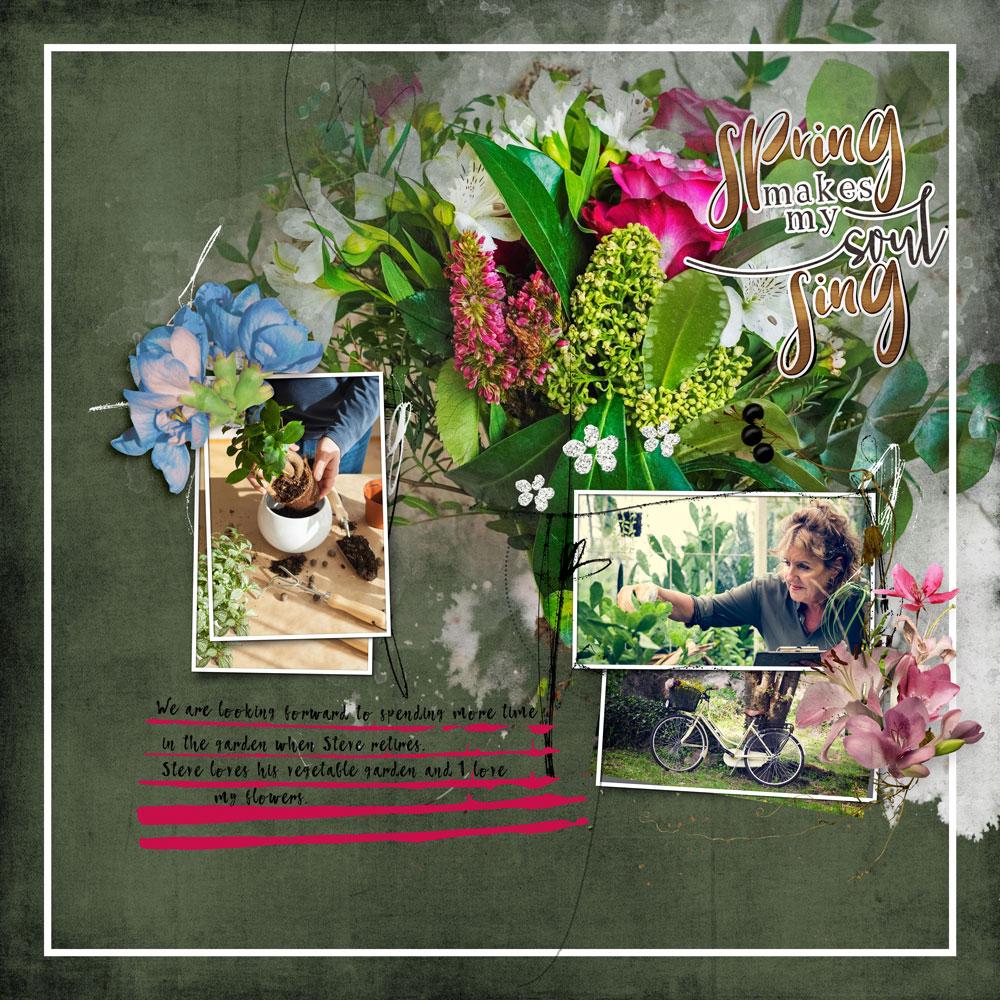 Garden of Eden Inspiration with Anne/aka Oldenmeade