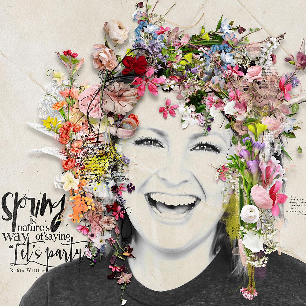 Garden of Eden – Inspiration by Cindy