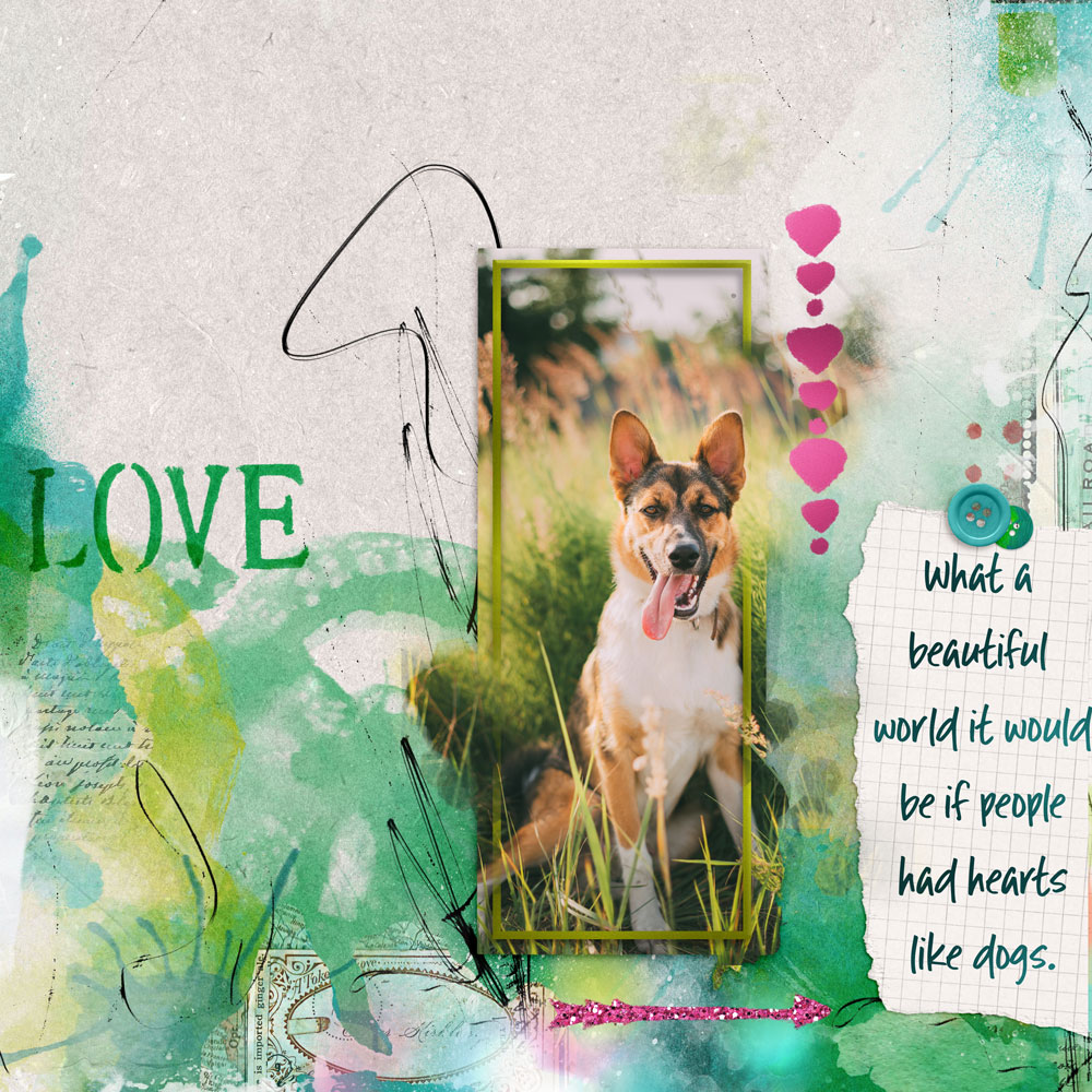 artCrush No15 Inspiration with Anne/aka Oldenmeade