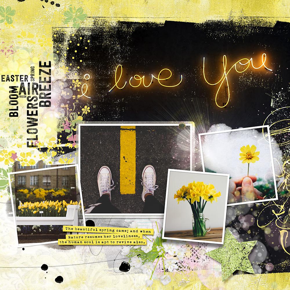 Springbreak – Inspiration by Cindy
