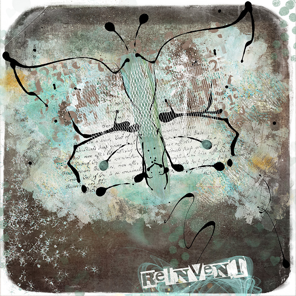 re-Invent – Inspiration by Cindy