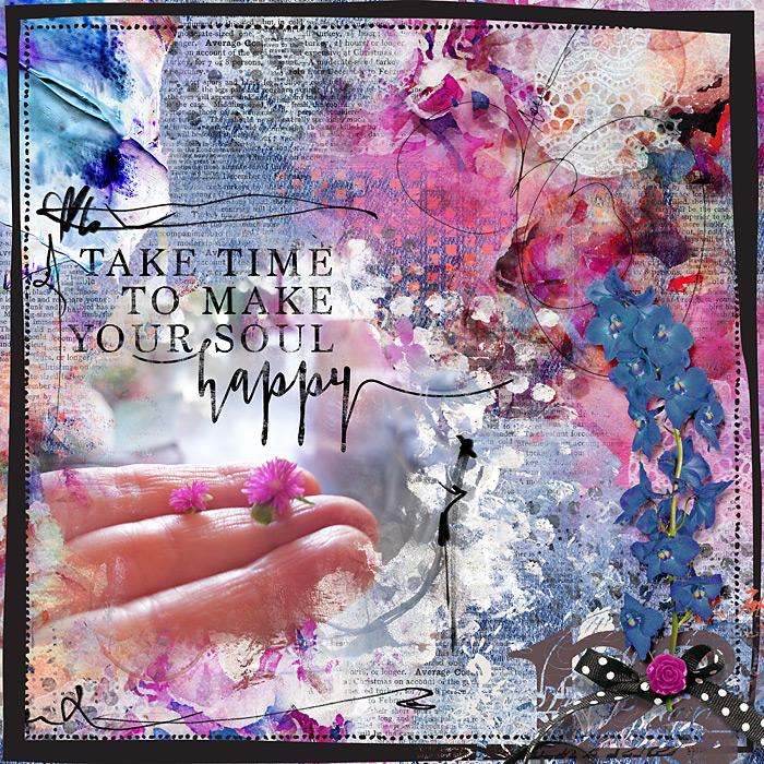 artTherapy No4 – Inspiration by Cindy