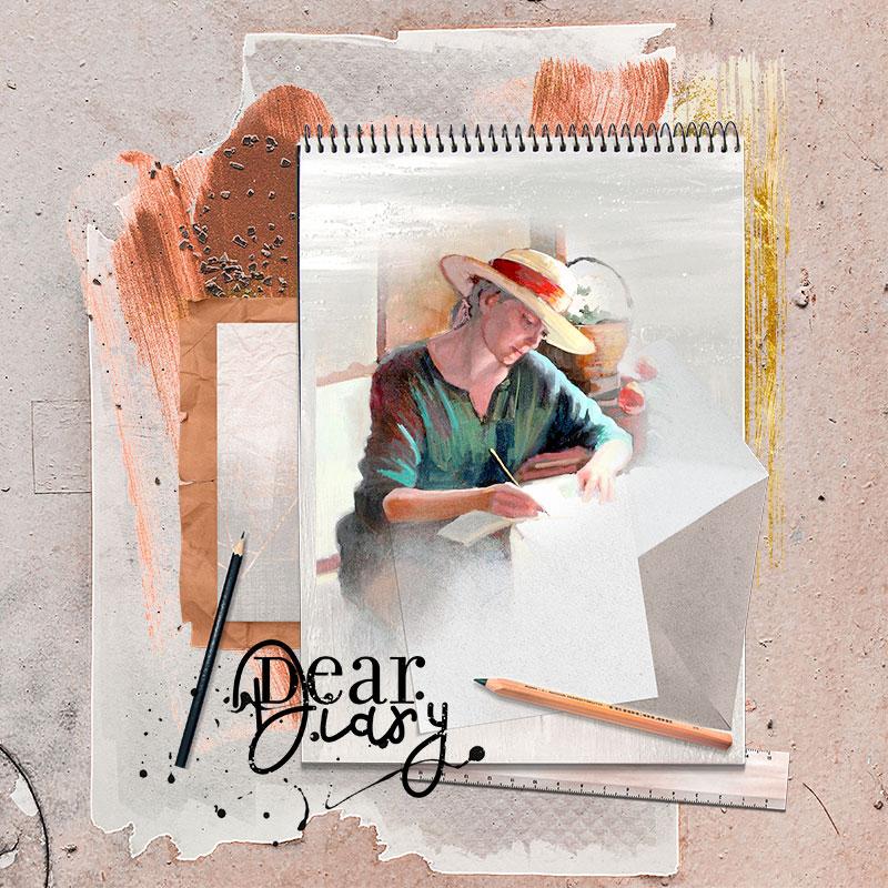 Dear Diary Inspiration
