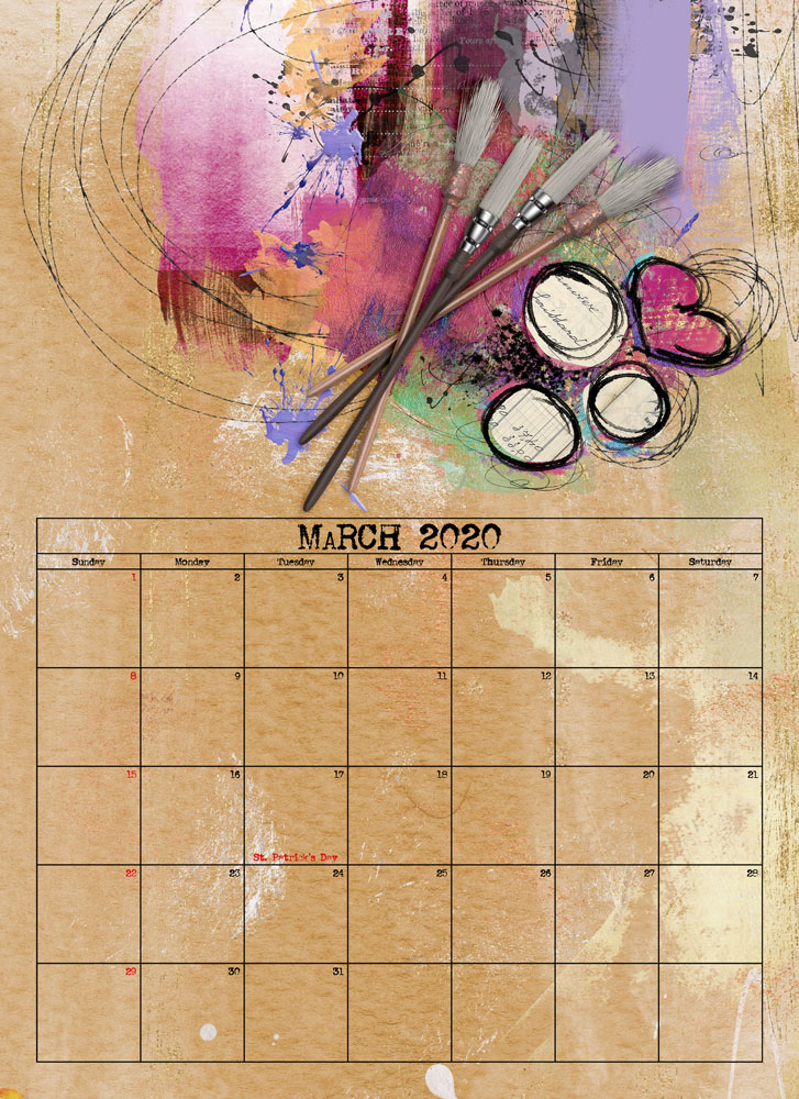 12 Weeks Until Christmas Challenge – March – with Anne/aka Oldenmeade