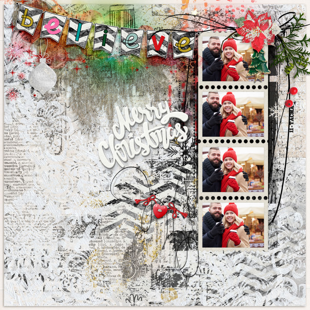 Holly Jolly Inspiration with Anne/aka Oldenmeade