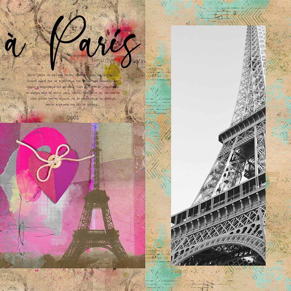 Art & Love meets Easy Peasy – Inspiration by Cindy