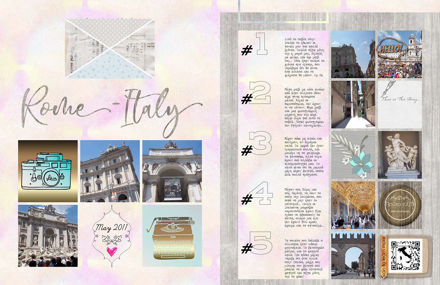Easy Peasy – Inspiration by Cindy