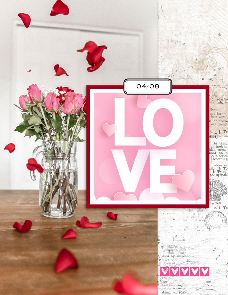 Easy Peasy Valentine's Templates & Cards Inspiration with Anne