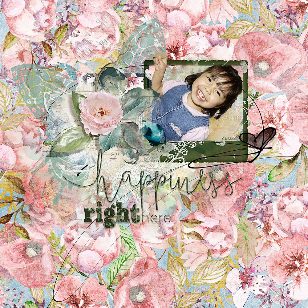 Poppin' Blossoms Collection  – Inspiration by Flor (aka twinsmomflor)