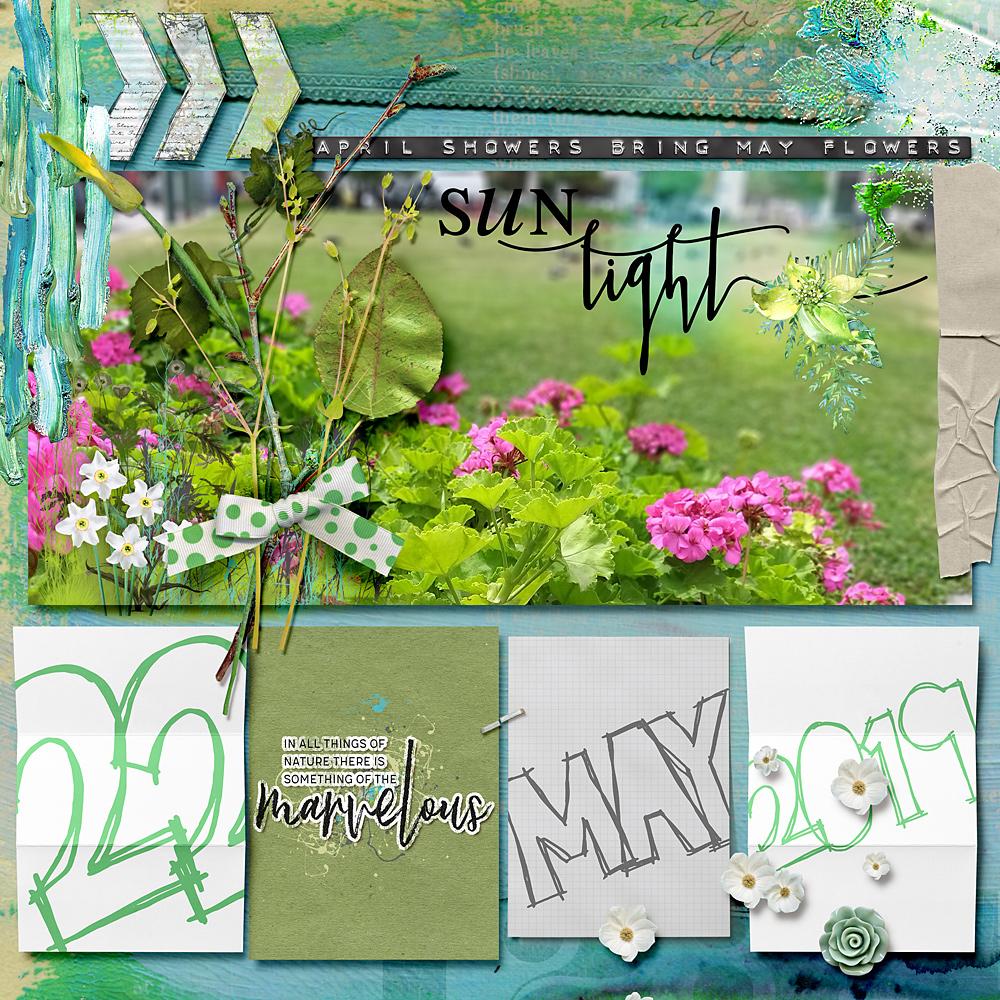 Urban Garden – Inspiration by Cindy