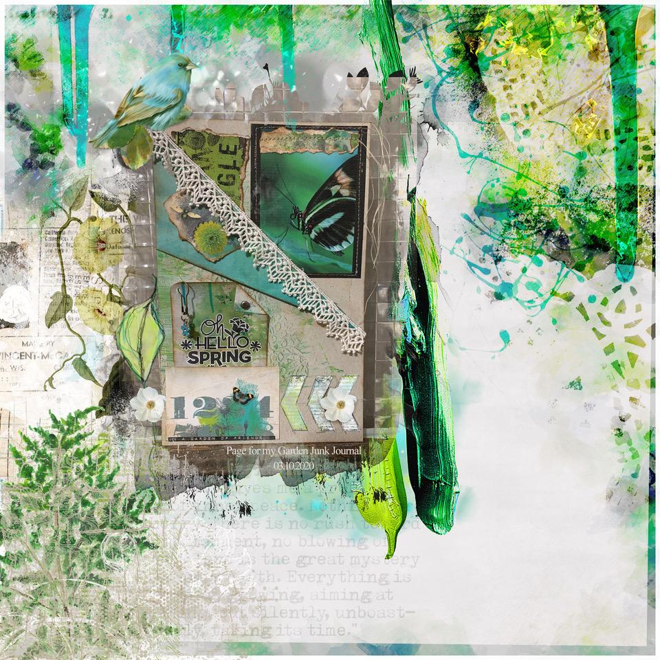 layout inspiration by Danesa, using Urban Garden