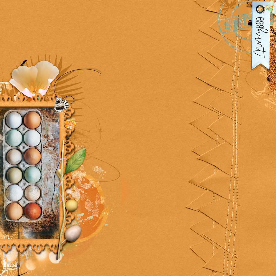 layout inspiration by Danesa, using artCRUSH No 25
