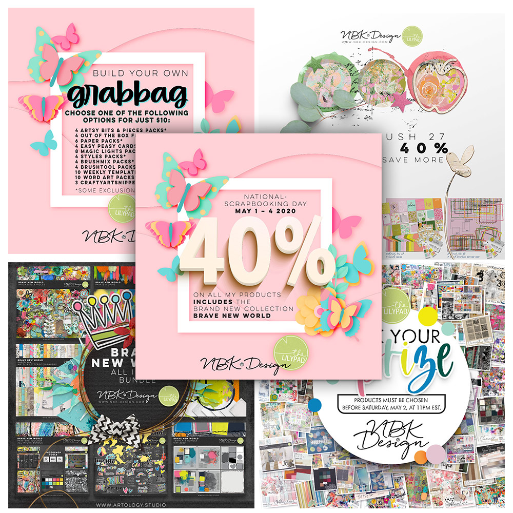 📌Let's have a big party – HUGE SALE – NEW Collections – Prizes – Freebies…