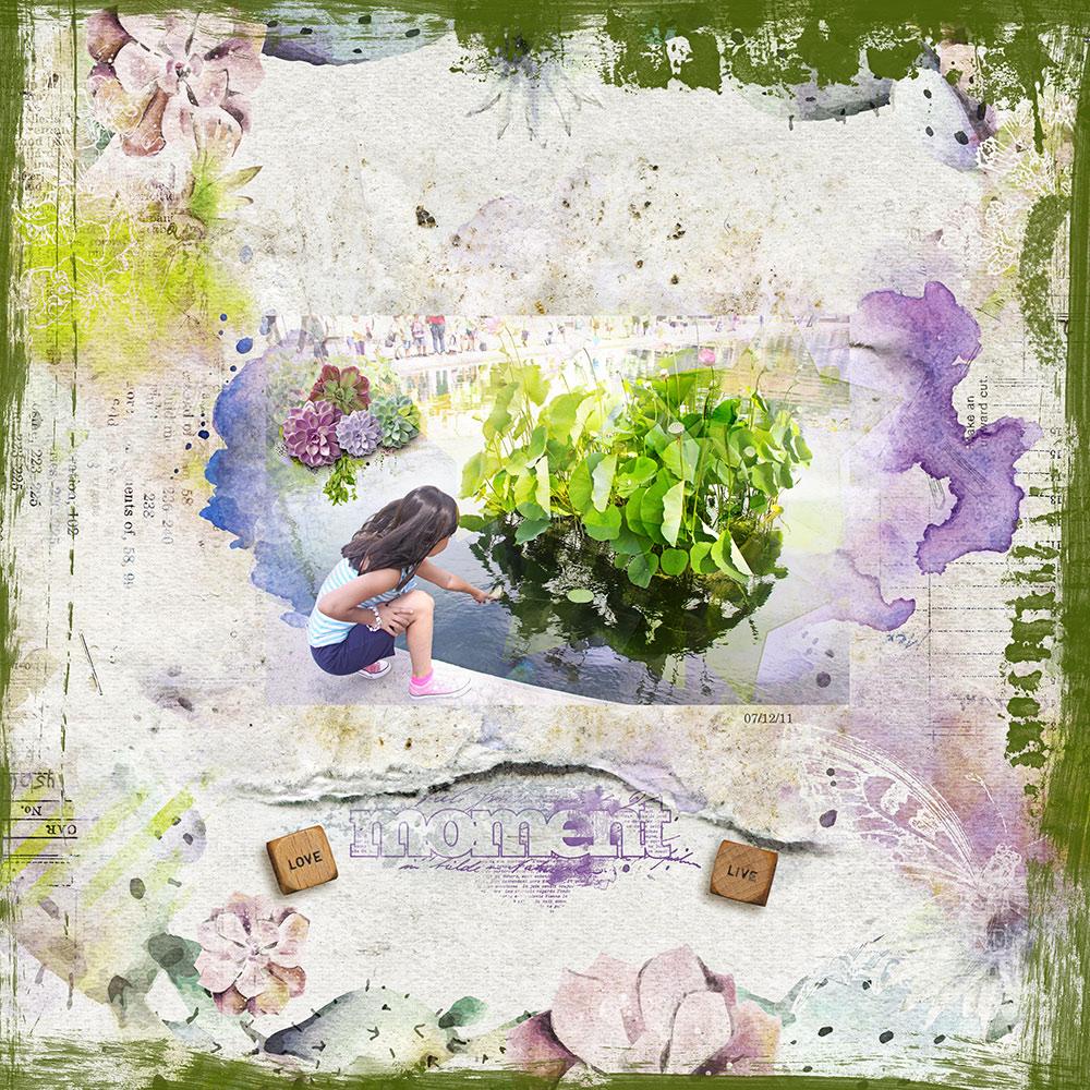 artCrush No30 – Inspiration by Flor (twinsmomflor)