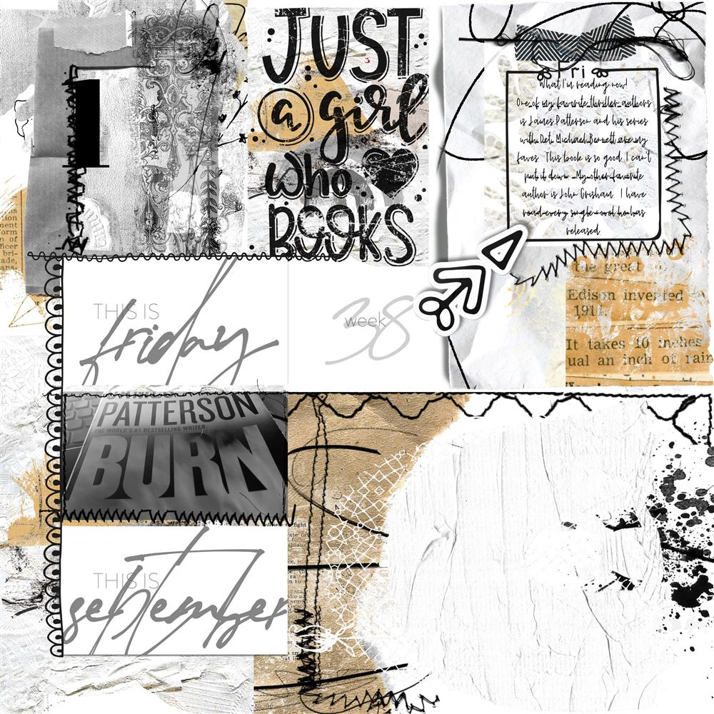 EASY PEASY TEMPLATES 21, CARDS #39/#40 and EP PLANNER BITS