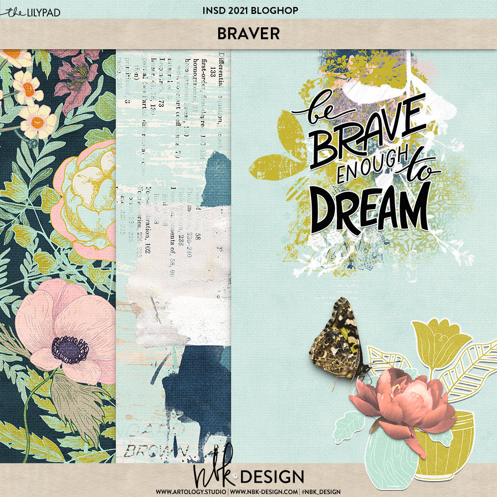 Blog Hop 2021 – BRAVER
